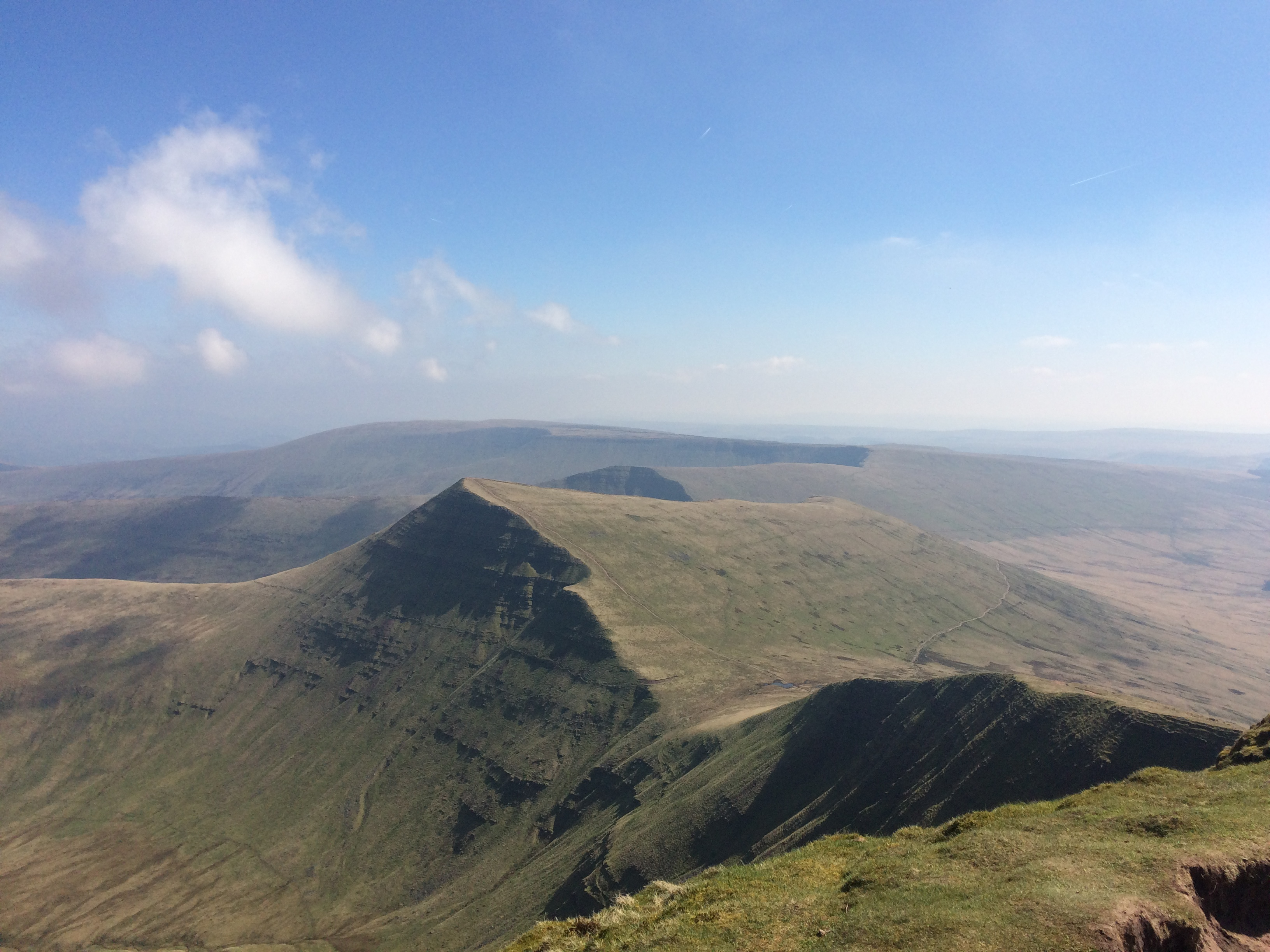 Pen y Fan....45 mins away